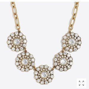 J. Crew Layered Circle Necklace